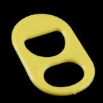 anillas lata amarilla