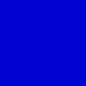 anillas de lata de color azul oscuro